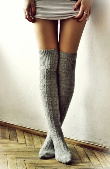 long socks warm