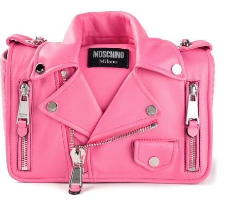 Moschino-Medium-Biker-Shoulder-Bag