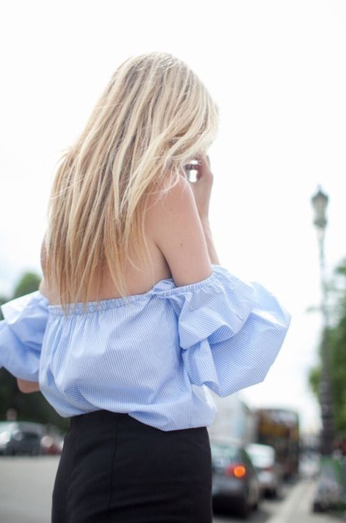 off shoulder paris