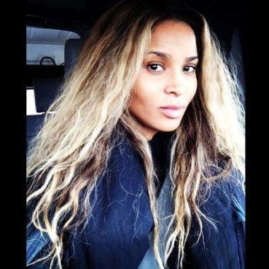 Ciara #nomakeup