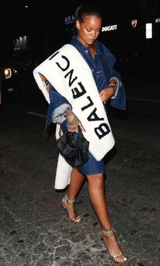 Rihanna Balenciaga