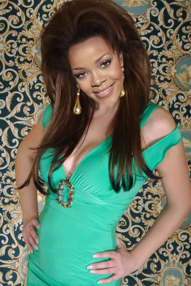 Dragana Mirkovic Rihanna 1