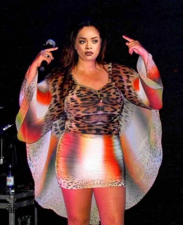 Dragana Mirkovic Rihanna 2