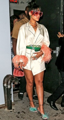 Rihanna Elton Jhon