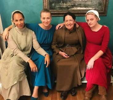 Handmaids Tale casting crew 2
