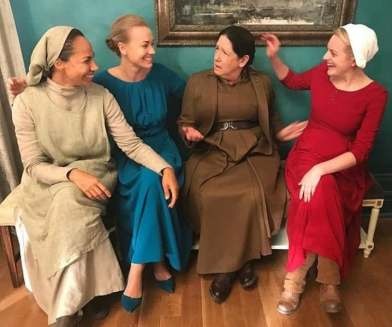 Handmaids Tale casting crew