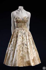 christian dior vintage dress oscar