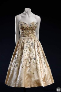 christian dior vintage dress oscar