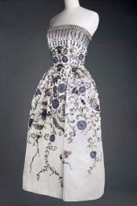 Vintage Dior Emma Stone