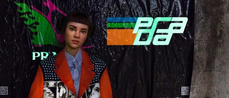 Miquela Instagram Take Over Prada