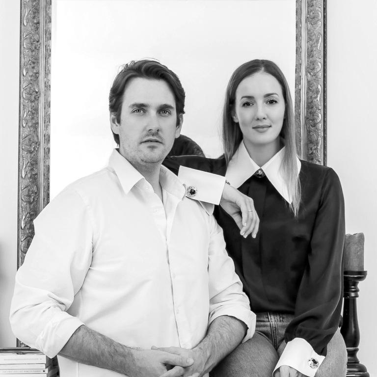Aleksandar Zabunović i Milica Zabunović